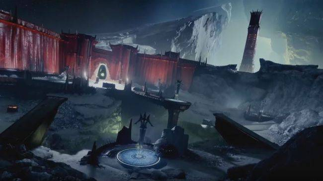 Destiny 2 shows off the new Moon in this short trailer