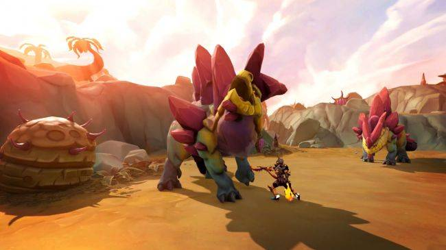 RuneScape gets dinosaurs in a prehistoric update