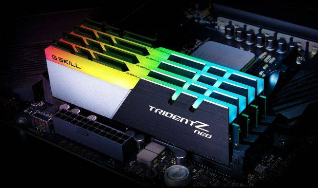 G.Skill's new 'Neo' RAM for Ryzen 3000 and X570 configs looks promising