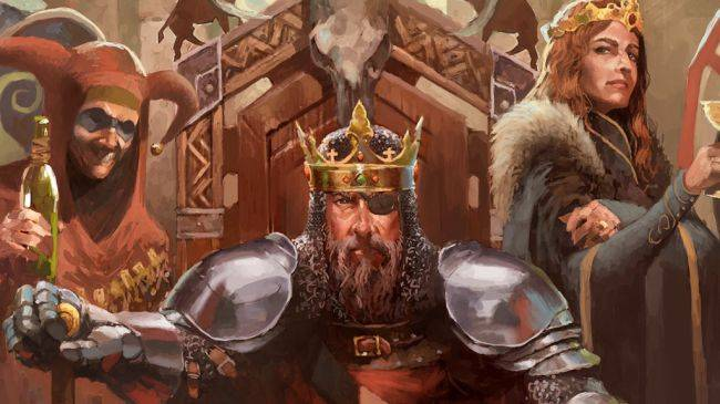 The Crusader Kings board game launches in August