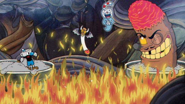 Cuphead is getting turned into a Netflix series