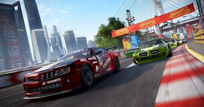 Grid gets a new gameplay trailer following October delay