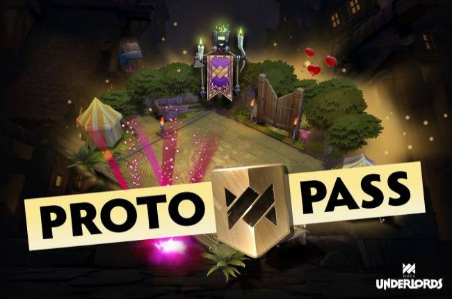 Dota Underlords adds free prototype battle pass with cosmetics