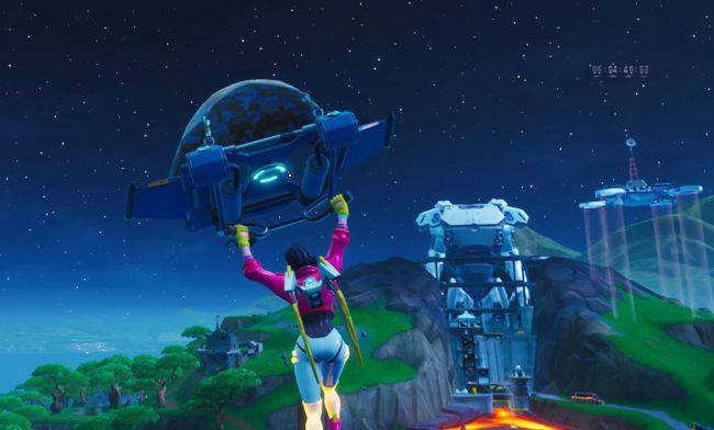 Fortnite Season 9 closes this weekend with (probably) a giant monster fight