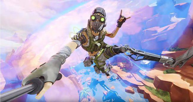 Apex Legends cheaters and spammers are being matched against each other