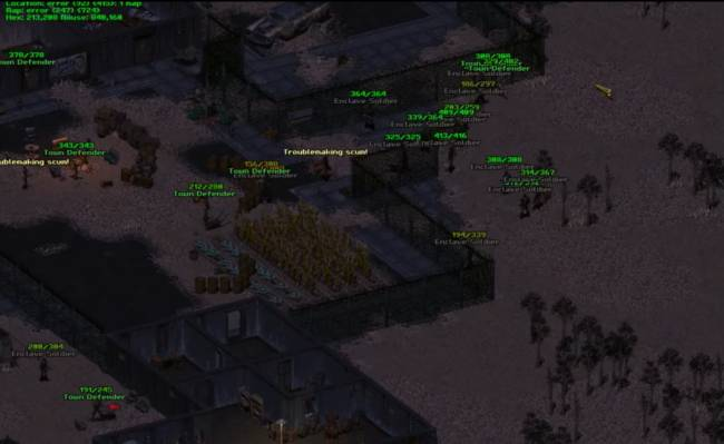 Fans keep turning Fallout 2 into an MMO