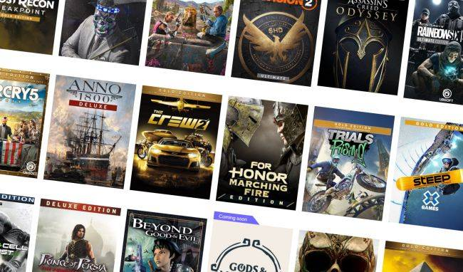 Here's every game that will be included with Uplay Plus at launch