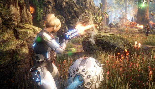 Everreach: Project Eden is an indie action-adventure with a strong Mass Effect vibe