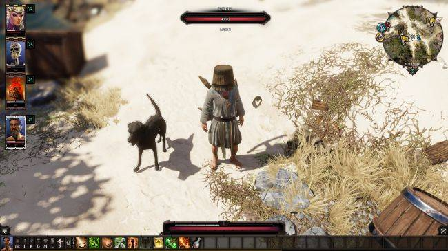 This Divinity: Original Sin 2 mod lets you reunite two star-crossed dog mates