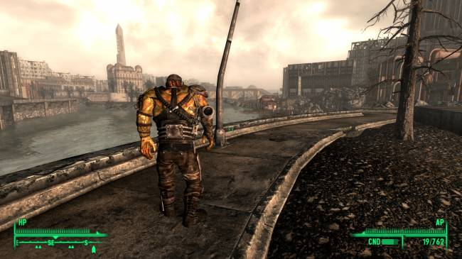 Become a supermutant in this Fallout 3 mod
