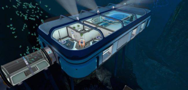 Build a better base with Subnautica: Below Zero's latest update