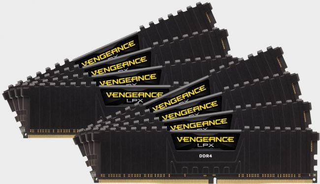 As RAM gets cheaper, Corsair launches a 256GB DDR4-2400 memory kit for $1,200
