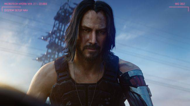 Cyberpunk 2077 will have a 'hardcore mode' with no UI, but not Lady Gaga