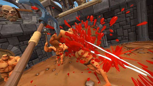 Gorn, the VR game about beating the crap out of gladiators, has left Early Access