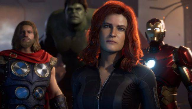 Leaked Marvel's Avengers video shows Thor gameplay
