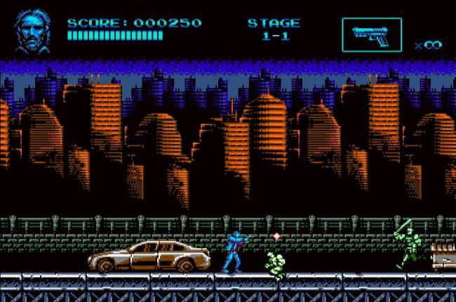 Here's John Wick reimagined as a brutally difficult, free NES game