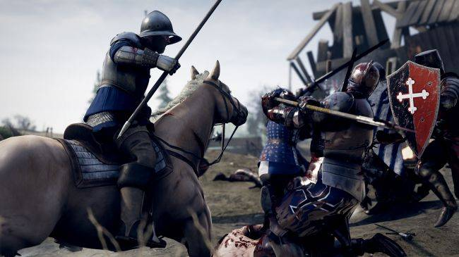 Mordhau's future includes new maps, a chat filter, ranked play, and maybe mod tools