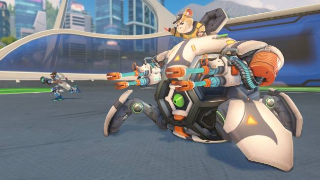 Overwatch's newest hero has a name and a face