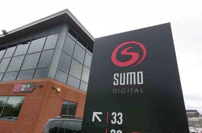 Sumo Digital working with 2K on two unannounced projects