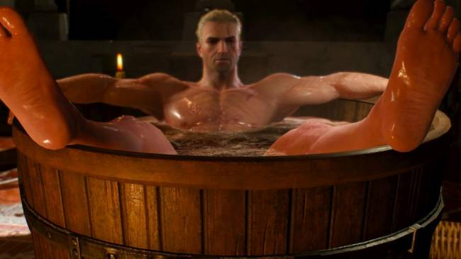 Netflix's Witcher series might give Tub Geralt his TV debut