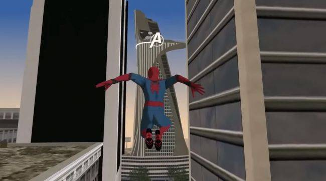 This Spider-Man mod for San Andreas almost looks like the PS4 exclusive