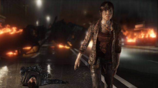 Beyond: Two Souls joins Heavy Rain on the Epic Games Store today