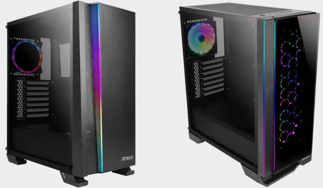 Antec's new cases aim to help you keep your cool with up to six fans