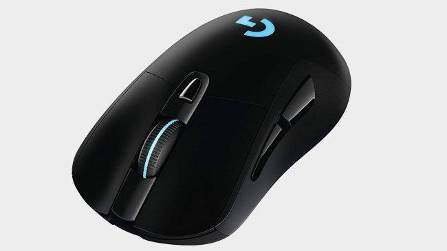Logitech's G703 wireless mouse is $50 right now, an all-time low