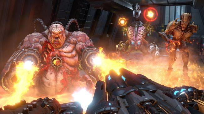 QuakeCon will kick off with new Doom Eternal footage