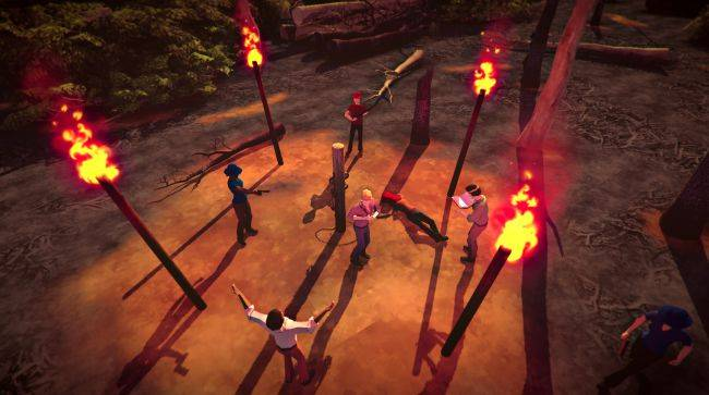 Cult-infiltrating game The Church in the Darkness will be out in August