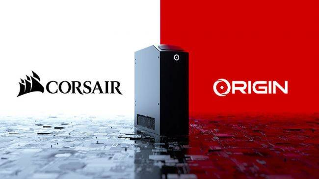Corsair just made a major play in PC gaming by acquiring Origin PC