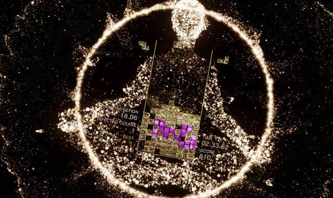 Tetris Effect works with SteamVR, but you don't 'need Steam to play it'