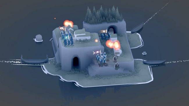 Bad North's free expansion comes with a 'very hard' difficulty level and hero traits