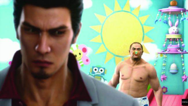 A new Yakuza game will be unveiled next month