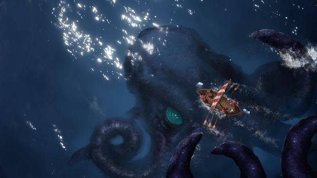 Northgard's Clan of the Kraken DLC lets you play as squid worshippers