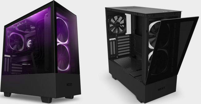 NZXT's refreshed mid-tower and mini-ITX cases are now available to preorder