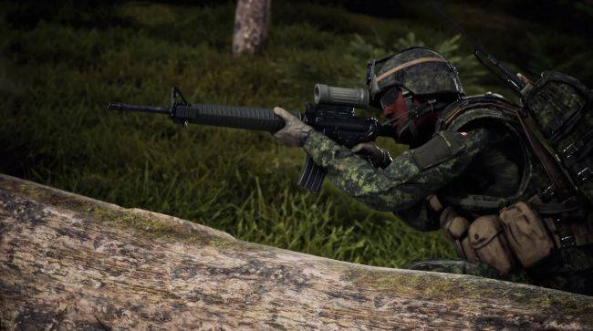 Squad gets new modding tools and will soon be invaded by Canadians