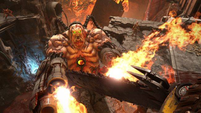 Doom Eternal's multiplayer Battlemode will feature 6 maps and 5 playable demons at launch
