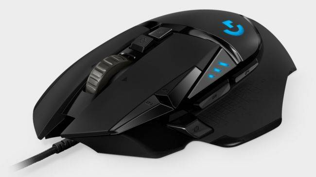 Logitech's G502 gaming mouse has dropped to $35 at multiple retailers