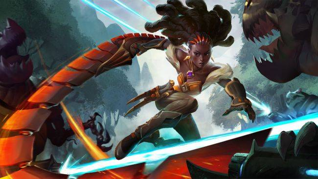 Heroes of the Storm reveals new melee assassin, Qhira