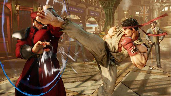 Street Fighter 5 is getting a free trial in August