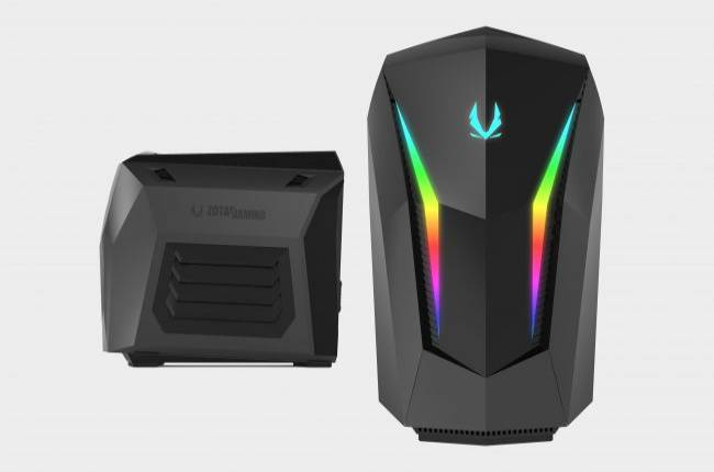 Zotac upgrades its Mek Mini gaming PCs with RTX Super graphics cards