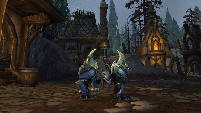 World of Warcraft's goblin and worgen visual update is coming soon