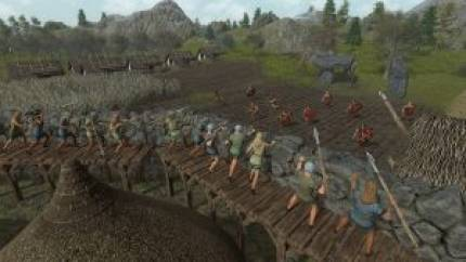 The Dawn of Man Combat Update Lets You Further Fortify Your Towns