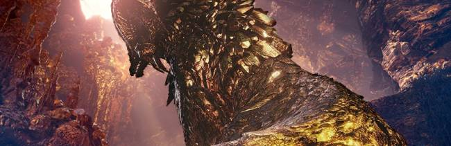 Monster Hunter: World celebrates a new sales record by handing out free stuff to players