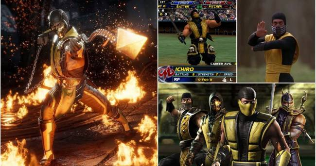 Mortal Kombat: 10 Facts You Didn't Know About Scorpion