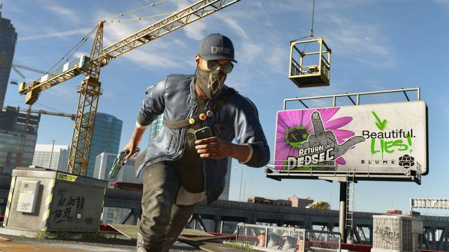 You can grab Watch Dogs 2 free during Ubisoft Forward on July 12