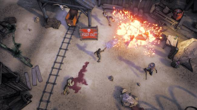 Weird West shows some of its immersive sim-ish bits in a new trailer