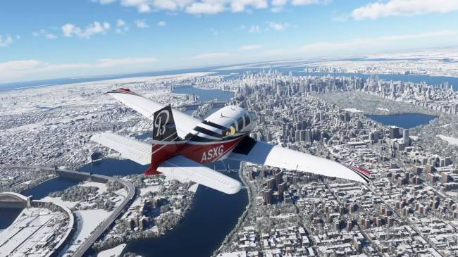 Microsoft Flight Simulator launches in August