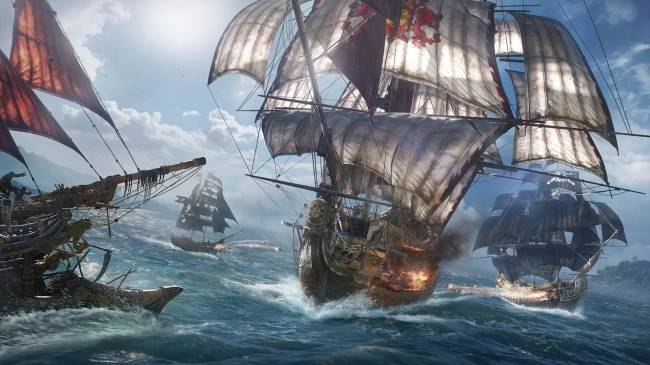 Skull & Bones may become a live service game